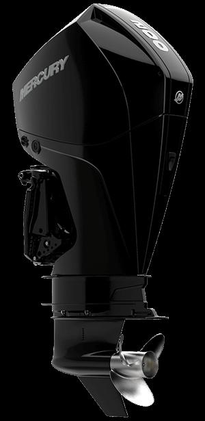 Mercury FourStroke 200 hk Jungfrusunds Marinsverive