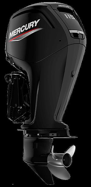 Mercury FourStroke 115 hk Jungfrusunds Marinservice