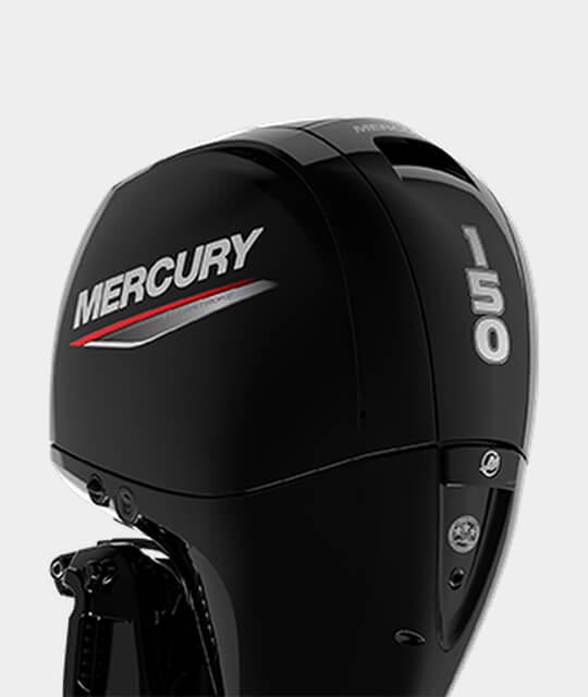 Mercury Fourstroke 150 hk Jungfrusunds Marinservice