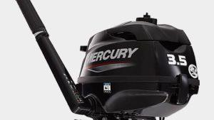 Mercury Fourstroke 3.5 hk Jungfrusunds Marinservice