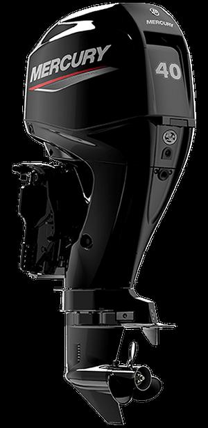 Mercury FourStroke 40 hk Jungfrusunds Marinservice