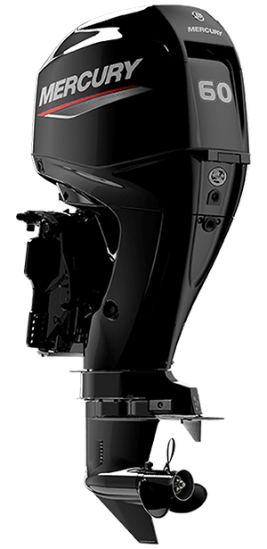 Mercury FourStroke 60 hk Jungfrusunds Marinservice