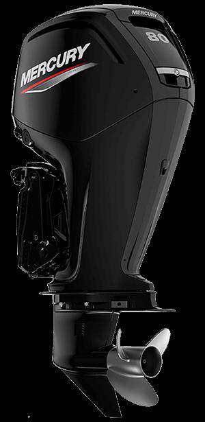 Mercury FourStroke 80 hk Jungfrusunds Marinservice