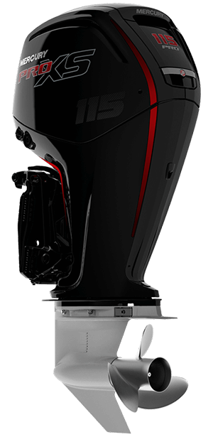 Mercury ProXS 115 hk Jungfrusunds Marinservice
