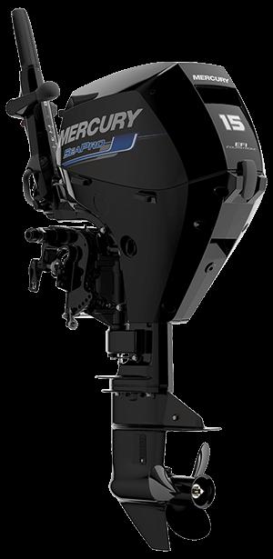 Mercury SeaPro 15 hk Jungfrusunds Marinservice