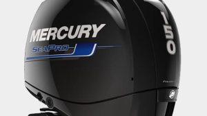 Mercury Seapro 150 hk Jungfrusunds Marinservice