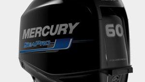 Mercury SeaPro 60 hk Jungfrusunds Marinservice