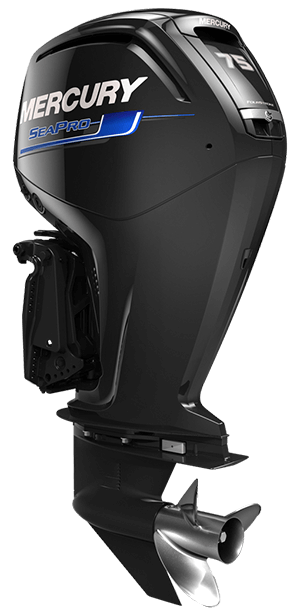 Mercury SeaPro 75 hk Jungfrusunds Marinservice