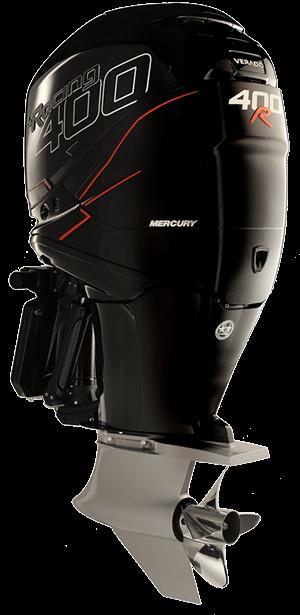 Mercury Verado 400R hk Jungfrusunds Marinservice