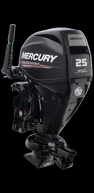Mercury Jet 25 hk Jungfrusunds Marinservice