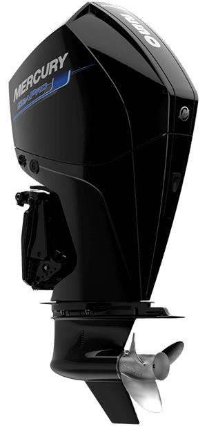 Mercury SeaPro 250 hk Jungfrusunds Marinservice
