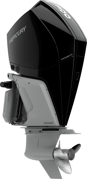 Mercury Verado 300 hk Jungfrusunds Marinservice