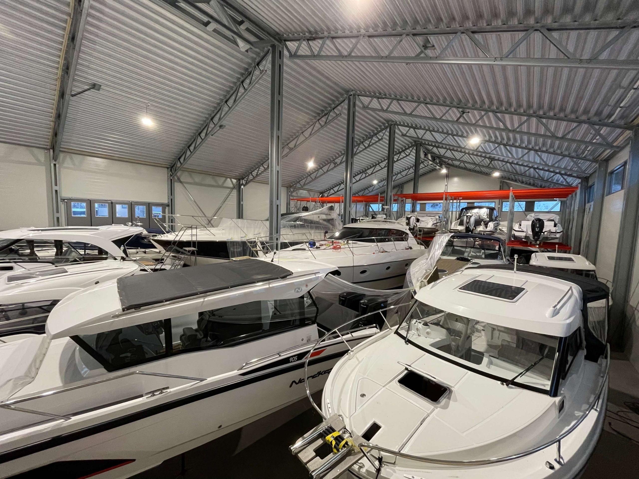 Vinterförvaring, båtförvaring, Boatstorage, storage,